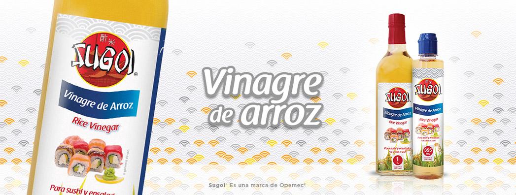 Vinagre Arroz